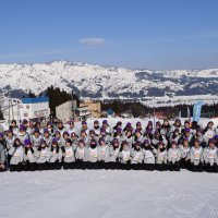 1年生スキー宿泊学習に行きました。
