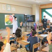 5ADAY 出前授業体験学習 3年生 11/11(水)