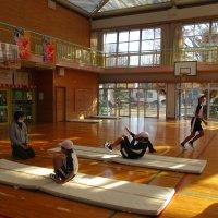 5年生 体育 マット運動